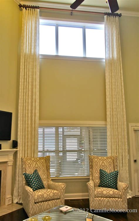 two story curtains what not to do match wall to curtains images of two
