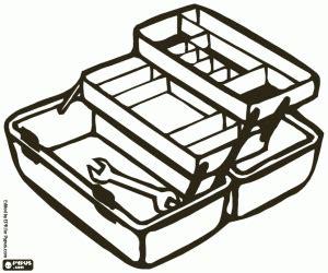 marteau cuisine coloriage outils et ustensiles à imprimer 2