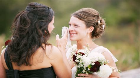 Emotional Lesbian Wedding Moments That Will Make You
