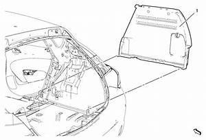 Vauxhall Workshop Manuals  U0026gt  Astra J  U0026gt  Body Hardware And