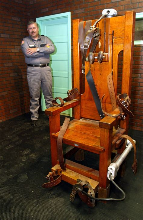 execution chaise electrique capital tennessee senate gives the electric