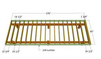 freestanding decks design build deck diy advice house plans 73608
