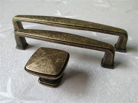 antique bronze cabinet hardware 3 3 4 quot vintage look dresser drawer pulls handles antique
