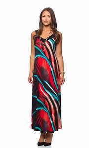 robe longue super colore modes gitane pret a porter With robe coloré