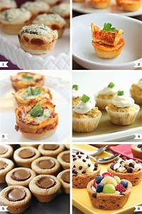 Party food ideas cute little cups Finger foods, Pizza