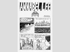 Annabel Lee by Edgar Allan Poe julian peters comics