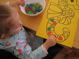 image result  sorting coloured counters  year olds