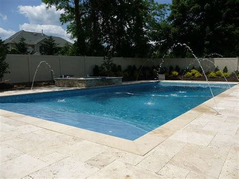 rectangle pool designs best 25 rectangle pool ideas on pinterest backyard pool landscaping pool ideas and pool