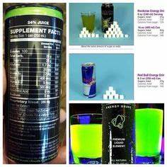 Neon Energy drink parison list ing soon to ViSalus
