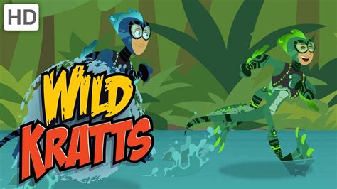 wild kratts animal rescue mission reactivated youtube