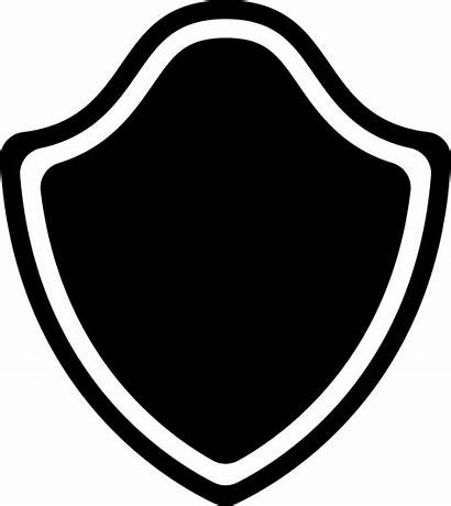 Shield Outline Svg Icon Onlinewebfonts Cdr
