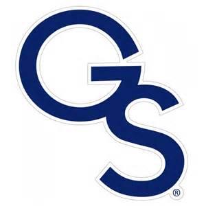 Georgia Southern Baseball Logo