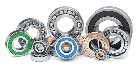 Guide To The Different Ball Bearing Types
