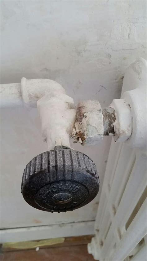 comment retirer radiateur en fonte en vue de retirer