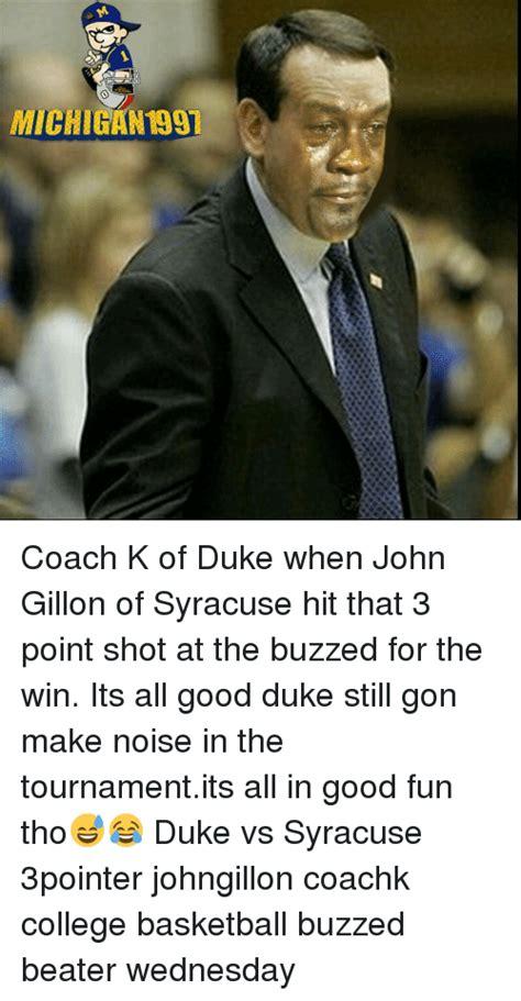 Coach K Memes - 25 best memes about coach k coach k memes