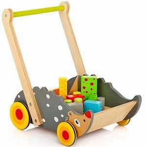Puppenwagen Lauflernwagen Holz : lauflernwagen aus holz ~ Watch28wear.com Haus und Dekorationen