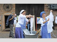Waschen – ganz wie zu Omas Zeiten Denzlingen Badische