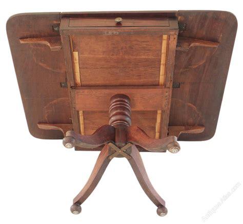 mahogany sofa table antique regency mahogany pedestal pembroke sofa table antiques atlas