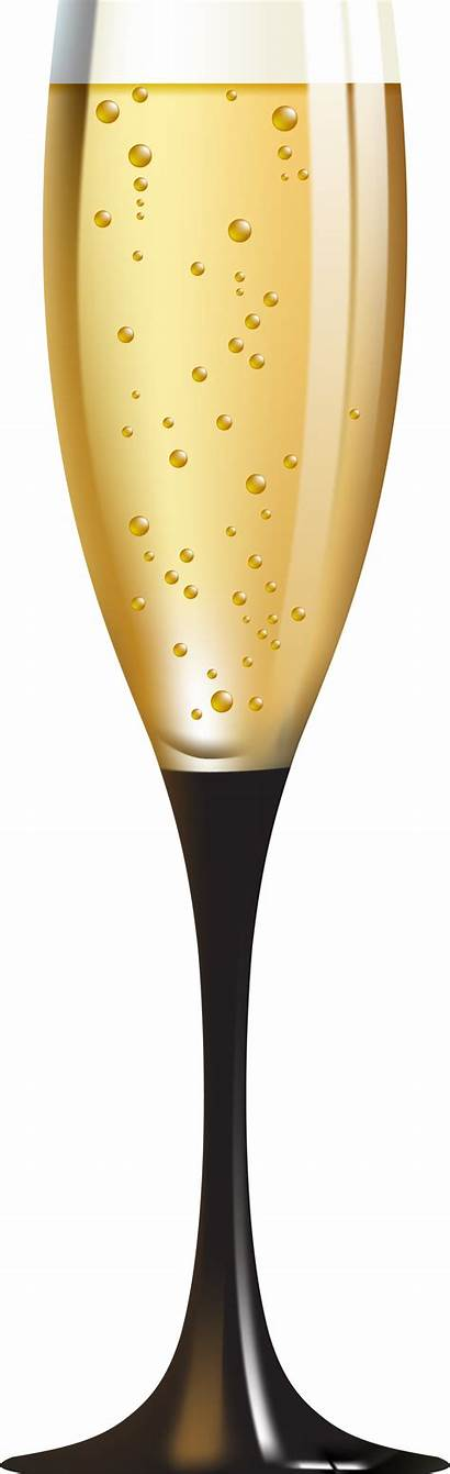 Champagne Glass Clipart Bottle Res Pngimg