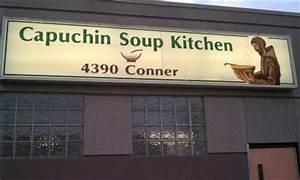 Capuchin soup kitchen detroit detroit memories pinterest for Soup kitchen detroit