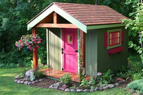 deluxe potting shed sheds minneapolis by northwood