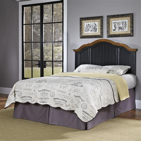 sears headboards cal king home styles oak and rubbed black countryside