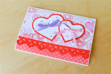 Make, How To Make  Greeting Card Wedding Marriage Heart