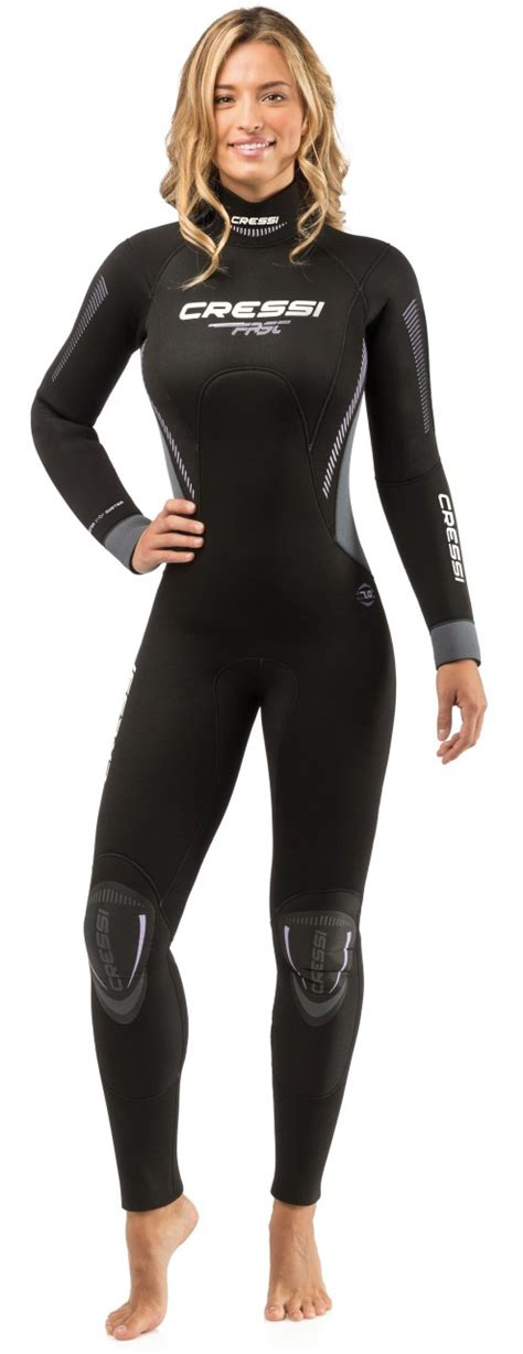Cressi Sub Fast 7mm Wetsuit for Women