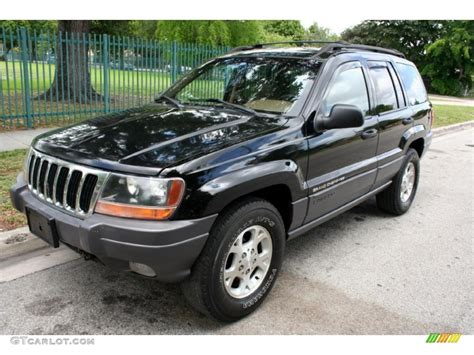 2000 jeep cherokee black 2000 black jeep grand cherokee laredo 4x4 48770323 photo