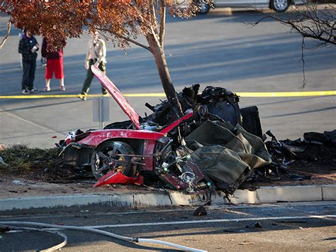 Paul Walker Death: Teen Arrested Over Crash Wreckage Theft