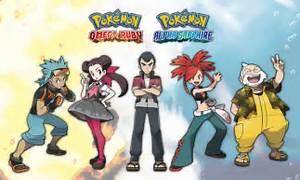 pokemon omega ruby alpha sapphiregym leader guide
