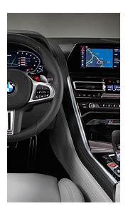 2020 BMW M8 Gran Coupe Competition - Interior, Cockpit ...