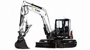 Bobcat launches E85 excavator - Lawn & Landscape