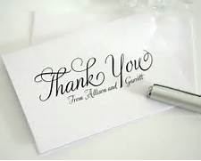 How To Write A Wedding Thank You Card Archives A Wedding Breeze Thank You Wedding Reception Place Setting Cards Black Writing Pile Of Thanks You Cards With Text Wedding Thank You Card Wording Wedding Thank You Wording Google Search Thank You Cards Wedding