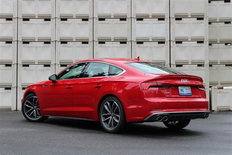 2018 Audi S5 Sportback Is A Versatile And Capacious All