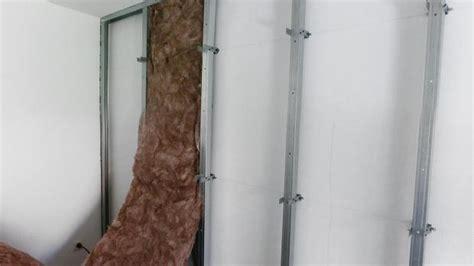 schalldämmung wand zum nachbarn vorsatzschale als schallschutz und installationswand anleitung diybook de