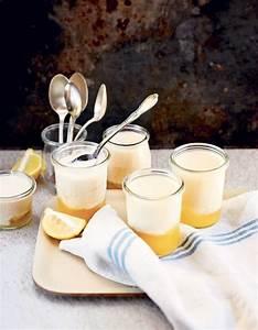 Yaourt De Soja : yaourts au soja et au citron thermomix pour 6 personnes ~ Melissatoandfro.com Idées de Décoration