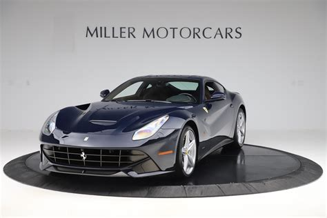What will be your next ride? Pre-Owned 2017 Ferrari F12 Berlinetta Base For Sale (Special Pricing)   Maserati of Greenwich ...