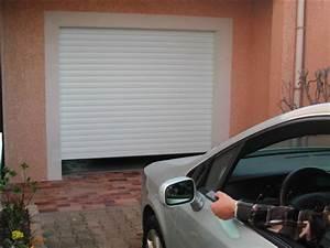 Volet Roulant Garage : porte de garage type volet roulant ~ Melissatoandfro.com Idées de Décoration