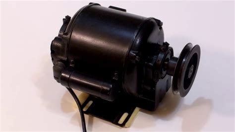 Wagner Electric Motors by Vintage 1937 Wagner Electric Corp Model V22b64k815 1 4 Hp