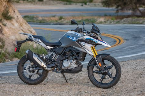 g 310 gs read 2018 bmw g 310 gs review