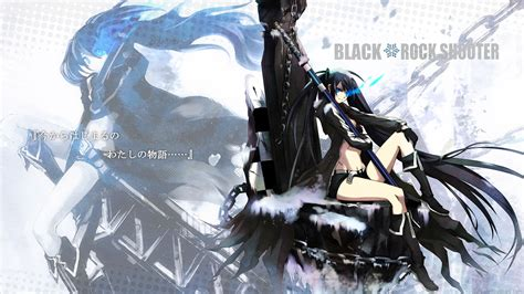 Anime Wallpaper Black Rock Shooter - black rock shooter hd wallpaper and background