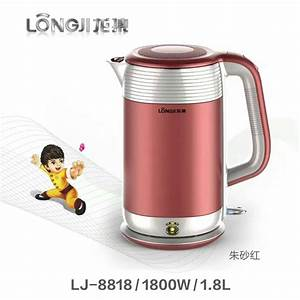 Kettle Stainless Steel 304 Kettle Seamless Inner Body 110v