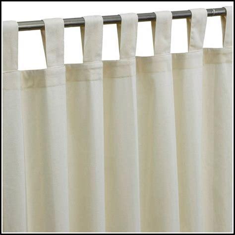 Blackout Curtains White Cotton   Curtains : Home Design
