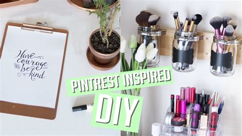 Diy Room Decor + Organisation