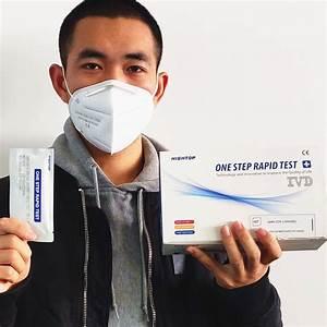 China Ce 2019 Novel Coronavirus Covid Igm
