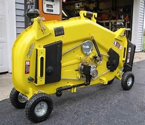 John Deere 48 U0026quot  Mower Deck Dollie Wheels
