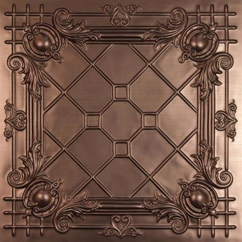 Ceilume Ceiling Tiles by Bentley Bronze Ceiling Tiles