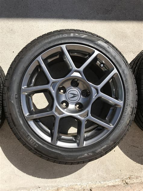 sold 2007 acura tl type s oem 17in wheels acurazine