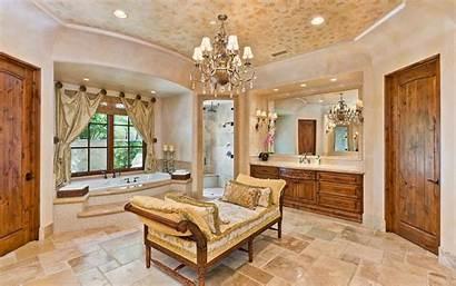 Interior Luxury Santa Bathroom Fe Wallpapers Dog